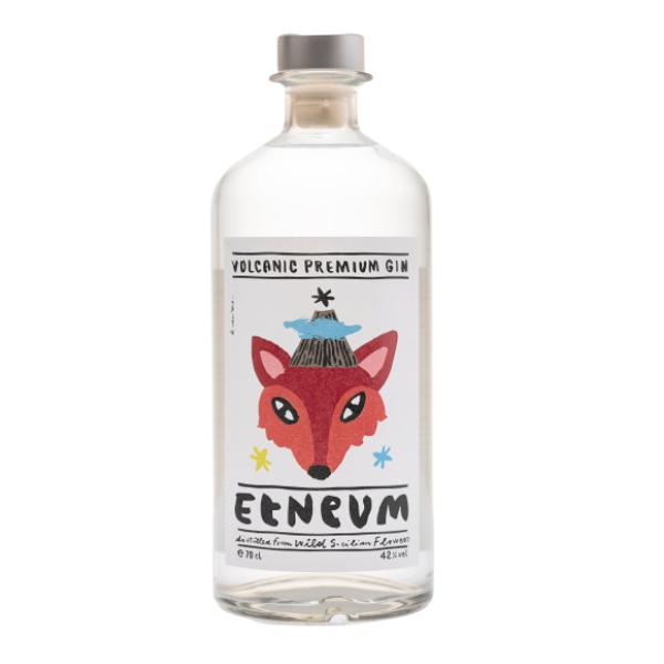Etneum Volcanic Premium Gin ( 70 cl )