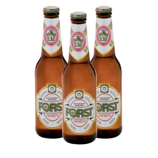 Forst Premium (33 cl) 3 pezzi