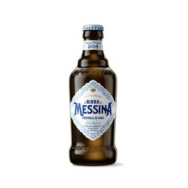 Birra Messina cristalli di Sale (50 cl)