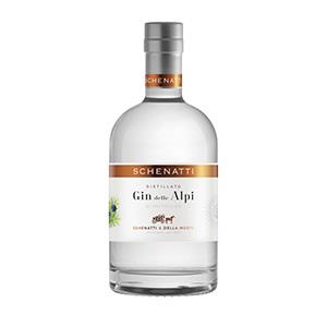 Gin delle Alpi - Astucciato (70 cl)
