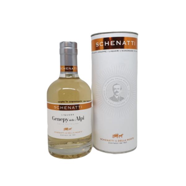 Liquore Genepy D'Alpe - Astucciato (35 cl)