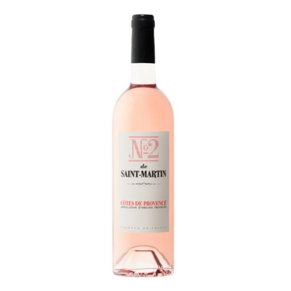 Côtes de Provence n° 2 Rosé AOP 2018
