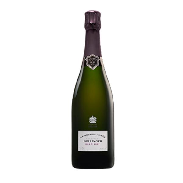 Champagne Brut Rosé La Grande Année 2007
