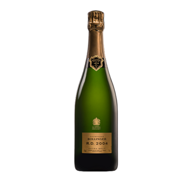 Champagne Extra Brut R.D. 2004