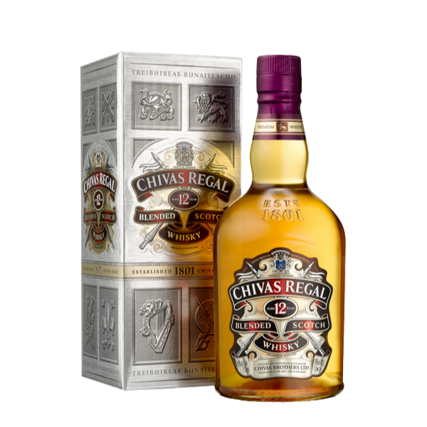 Blended Scotch Whisky 12 anni astucciato (70 cl)