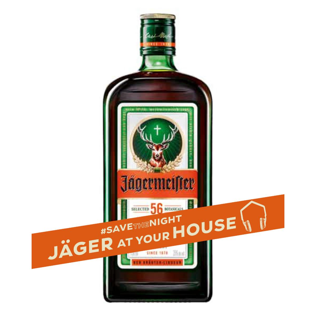 Amaro Jagermeister (1 lt)