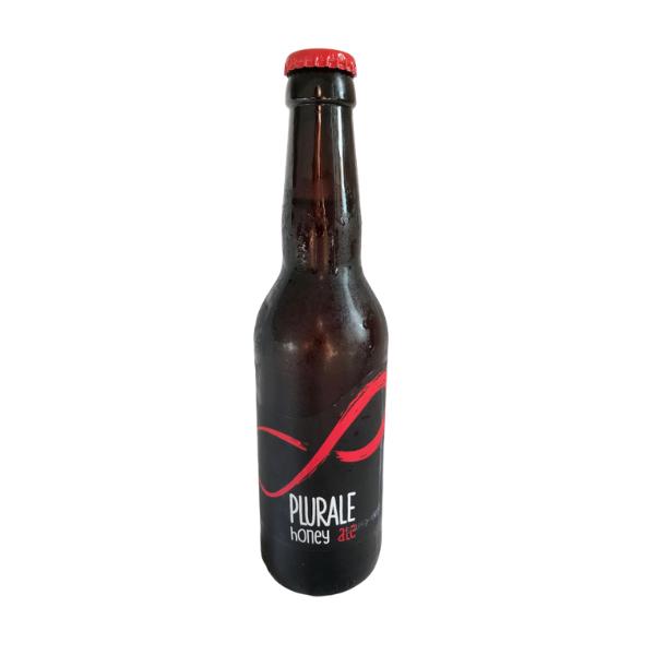 Plurale Honey Ale (33 cl)