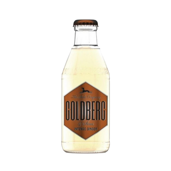 Goldberg & Sons Intense Ginger Beer