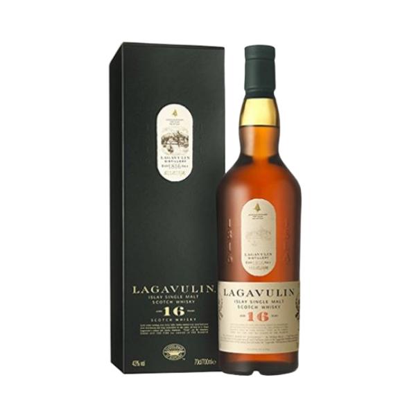Lagavulin 16 Anni Islay Single Malt Scotch Whisky - Astucciato (70 cl)