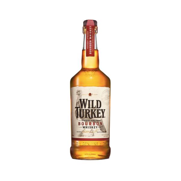 Kentucky Straight Bourbon Whiskey Wild Turkey