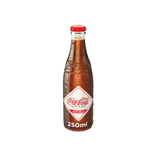 Coca Cola Mela e Sambuco