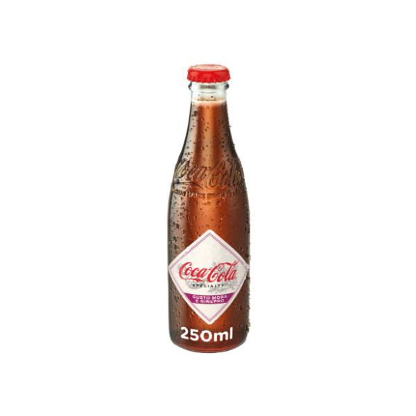 Coca Cola Mora e Ginepro