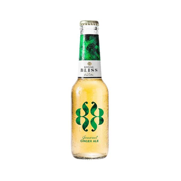 Royal Bliss Irreverent Ginger Ale (20 cl)