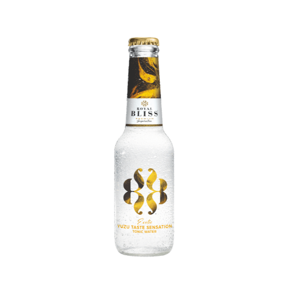 Royal Bliss Exotic Yuzu Taste Sensation Tonic Water (20 cl)