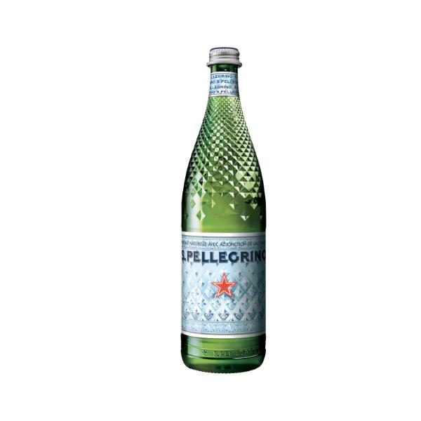 Acqua Frizzante S.Pellegrino Diamond (75 cl) - Fredda