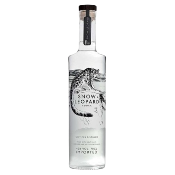 Snow Leopard Vodka (70 cl)