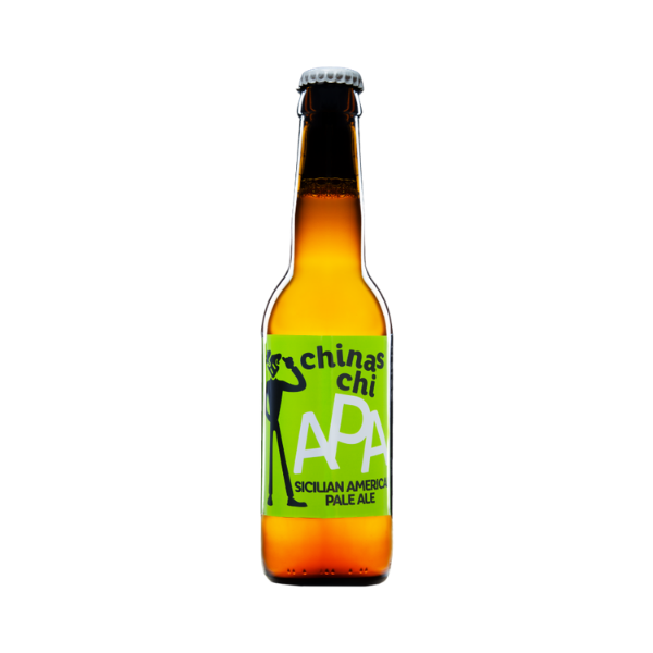 Sicilian American Pale Ale (33 cl)
