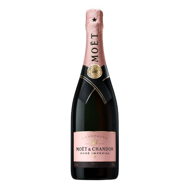 Champagne AOC Rosé Brut Imperial