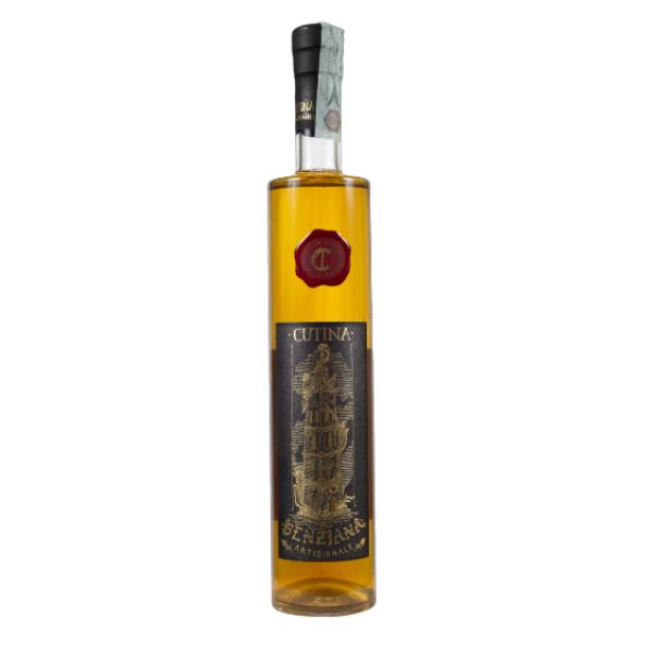 Liquore Genziana (50 cl)
