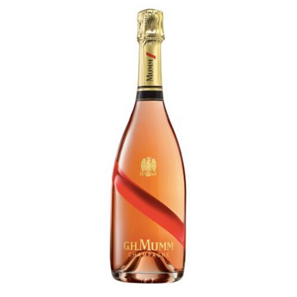 Champagne AOC Grand Cordon Brut Rosé