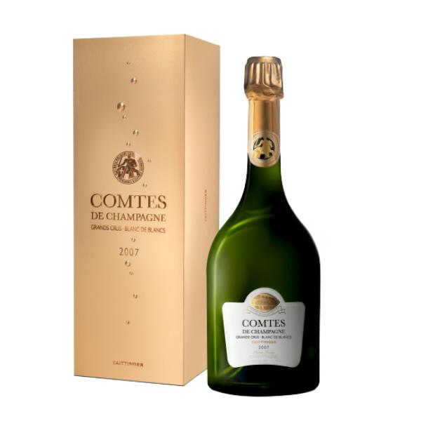 Comtes De Champagne Grands Crus Blanc De Blanc 2007