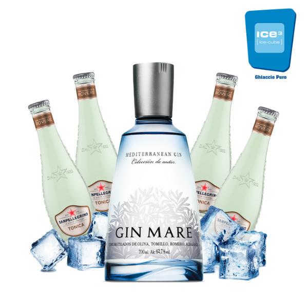 Gin Mare - Gin Tonic Kit - per 10 persone
