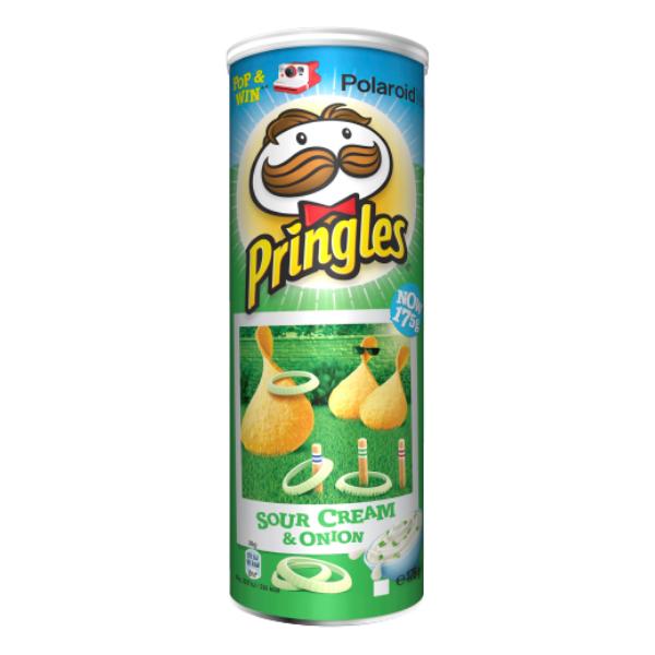 Pringles Sour Cream & Onion (175 g)