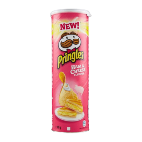Pringles Ham&Cheese (165 g)