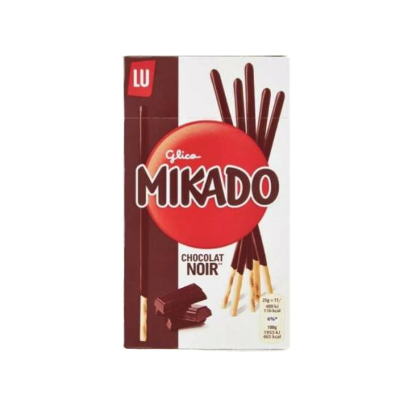 Biscotti Ricoperti di Cioccolato Fondente (75 g)