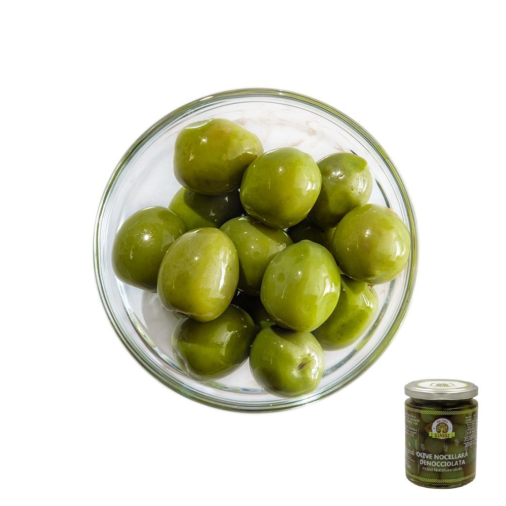 Olive Nocellara Denocciolate (314 ml)