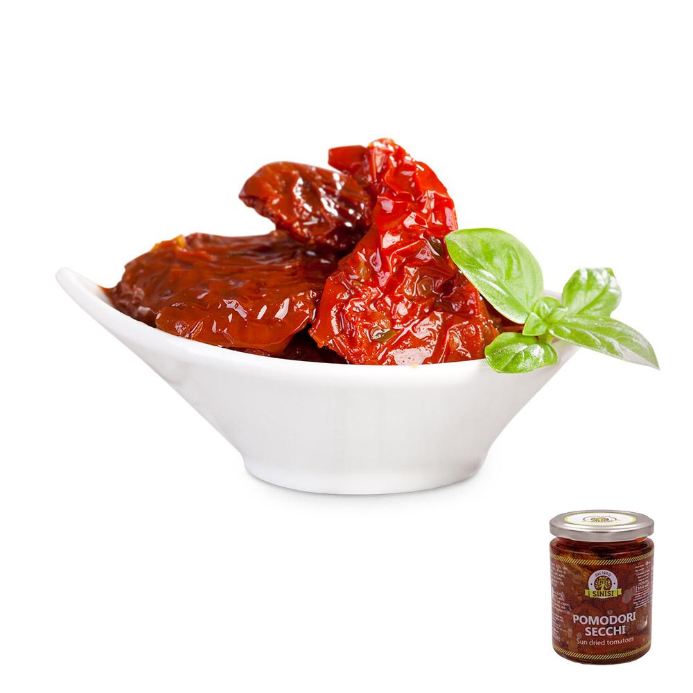 Pomodori Secchi Sott'Olio (314 ml)