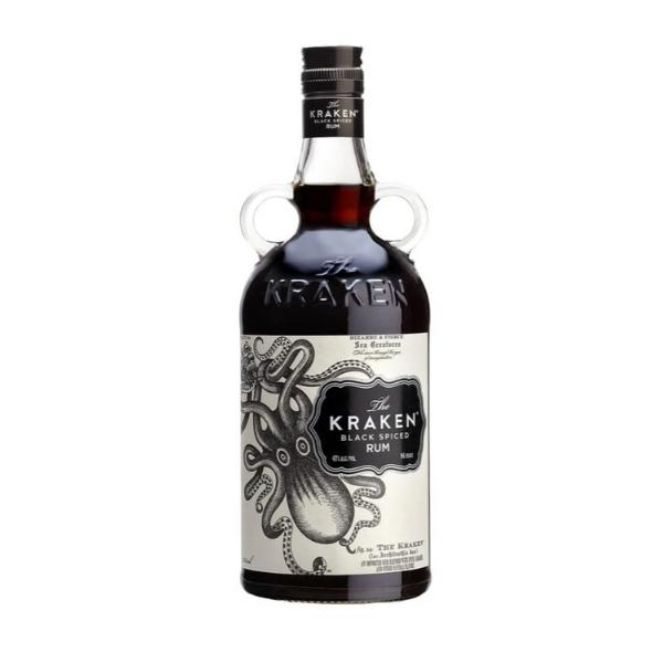 Kraken Black Spiced Rum (70 cl)