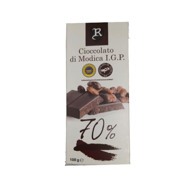 Cioccolato di Modica I.G.P 70% (100 g)