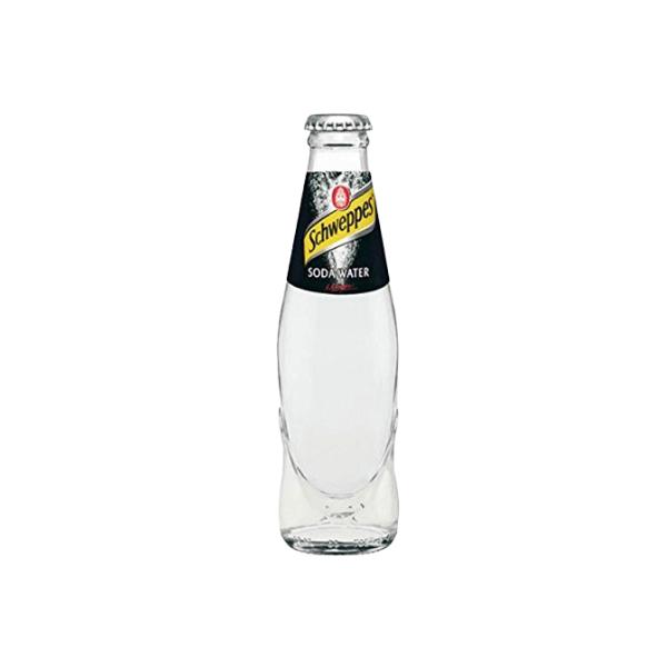 Schweppes Soda (20 cl)