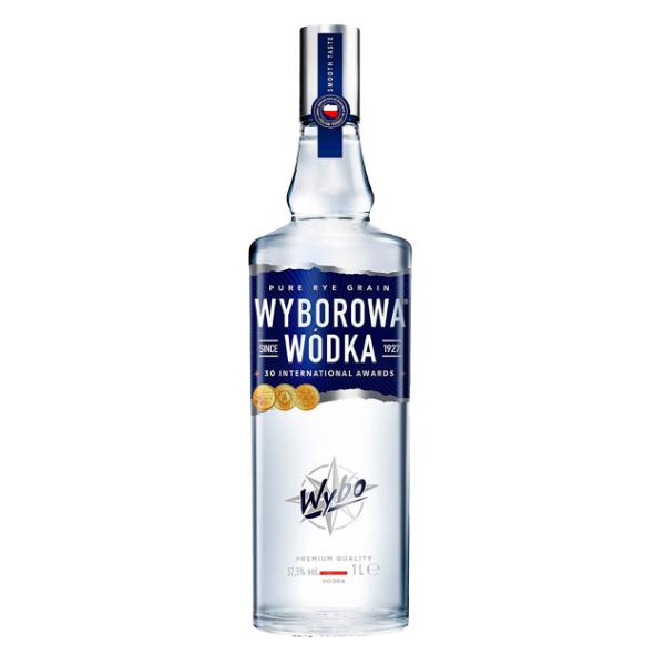 Vodka Wyborowa (100 cl)