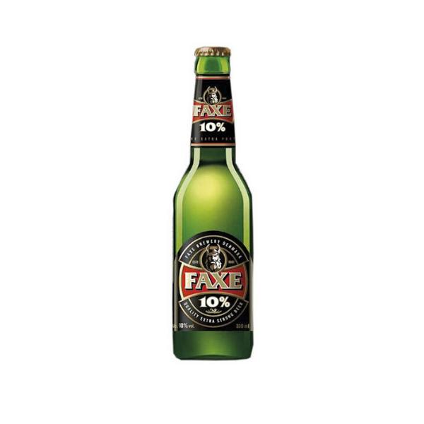 Faxe 10% (33 cl)