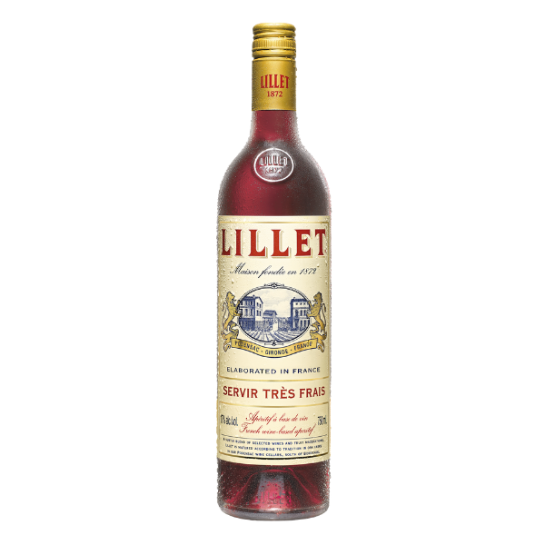 Lillet Rouge French Aperitif