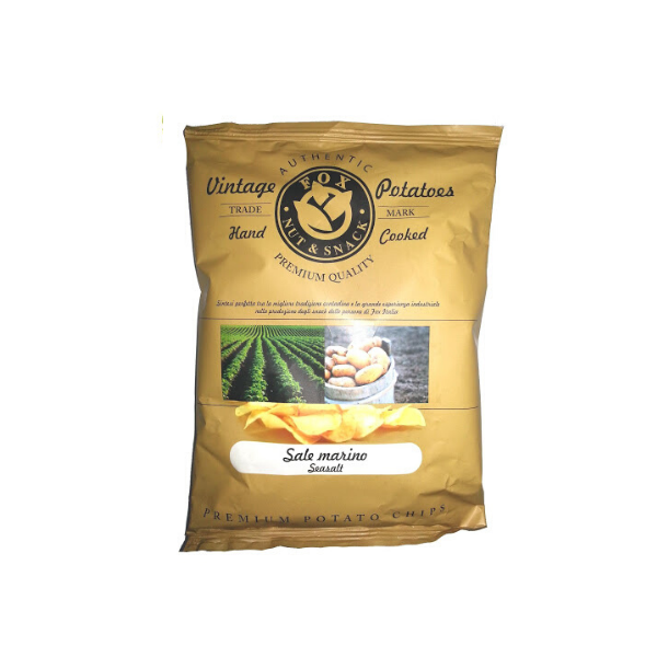 Patatine Vintage Sale marino (20 g)