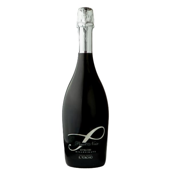 Spumante Pinot Nero Extra Dry Vegano Il Torchio
