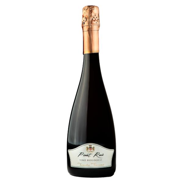 Spumante Pinot Nero Rosato Extra Dry Bio Vegano 2014