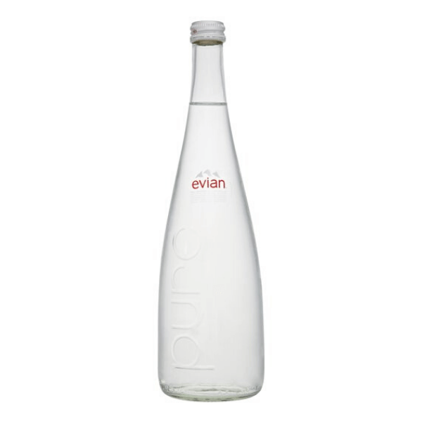 Acqua Naturale Evian (75 cl)