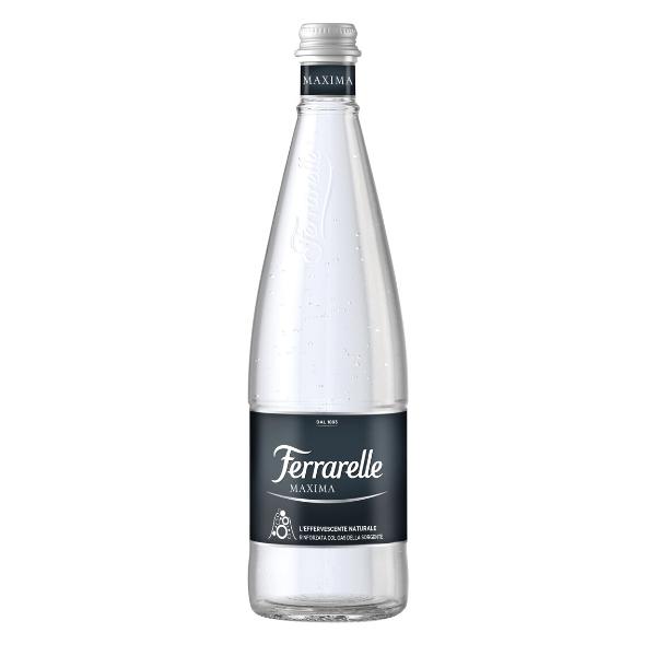 Acqua Frizzante Ferrarelle Maxima (75 cl)