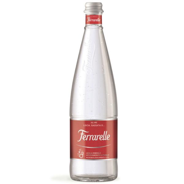 Acqua Ferrarelle Effervescente Naturale (75 cl)