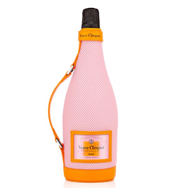 Champagne AOC Brut Rosé Ice Jacket 4