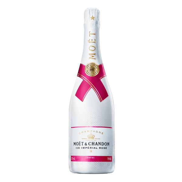 Champagne Demi-sec Ice Impérial Rosé
