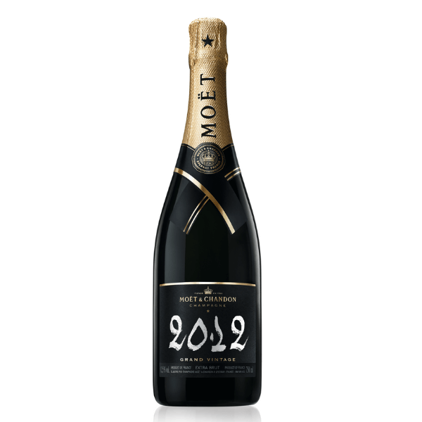 Champagne AOC Extra Brut Grand Vintage 2012