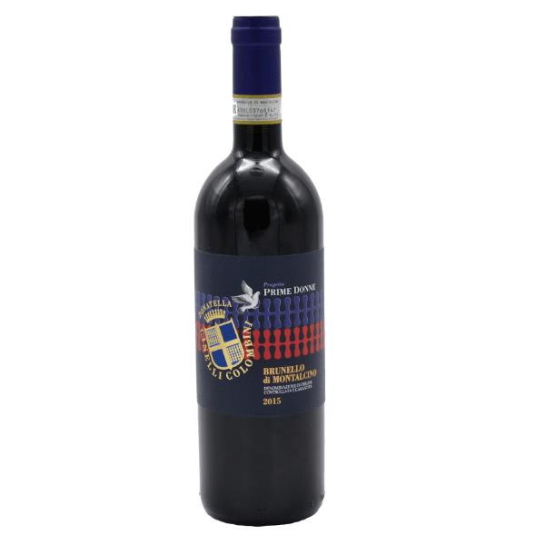 Brunello di Montalcino DOCG Progetto Prime Donne 2015