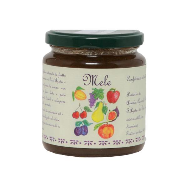 Confettura Naturale alle Mele (300 g)