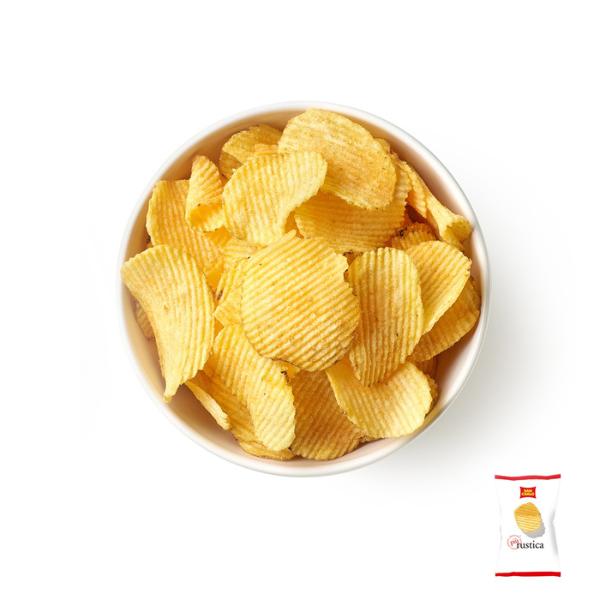 Patatine Rustica (50 g)