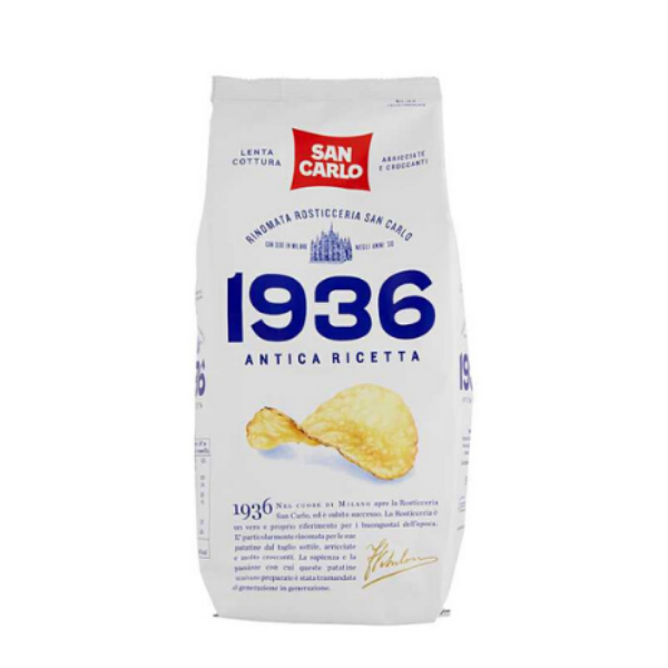 Patatine 1936 Antica Ricetta (150 g)